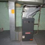 Newer furnace w/central ac