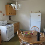 Eat in kitchen w/appliances included